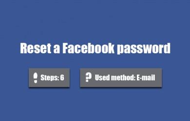 Background forgot password