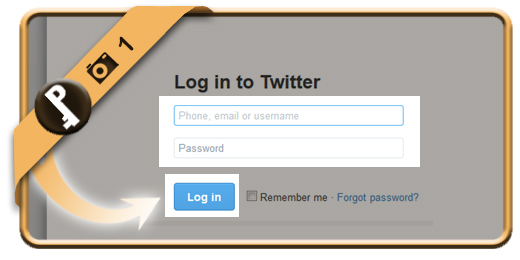 change twitter password 1