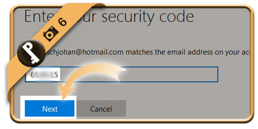 forgot hotmail password 6