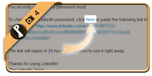 forgot linkedin password 4