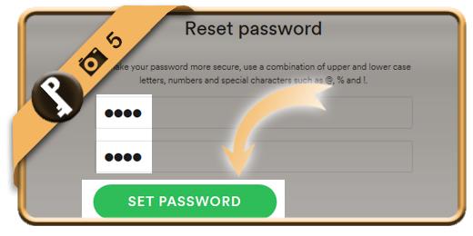 forgot spotify password 5