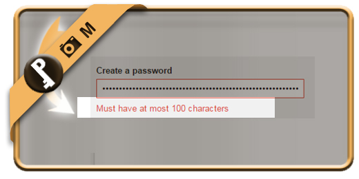 gmail password maximum