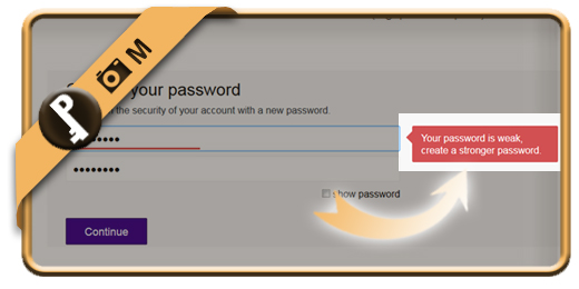 yahoo minimum password