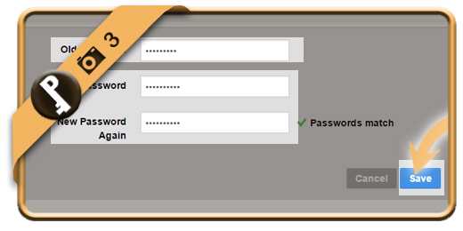 change aol password 3