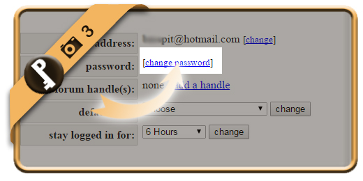 change craigslist password 3
