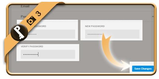 change myspace password 3