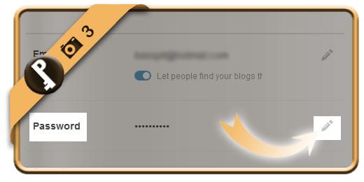 change tumblr password 3