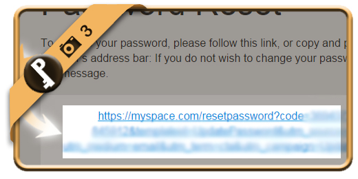 forgot myspace password 3