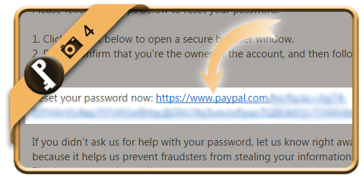 how to change my paypal password