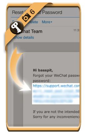 forgot wechat password 6
