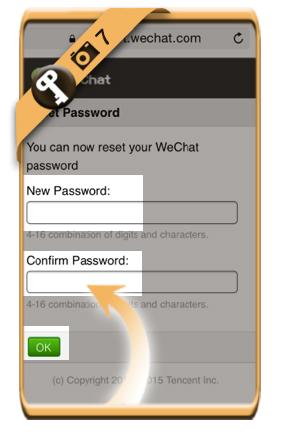 forgot wechat password 7