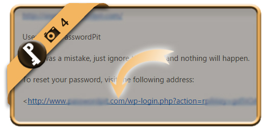 forgot wordpress password 4