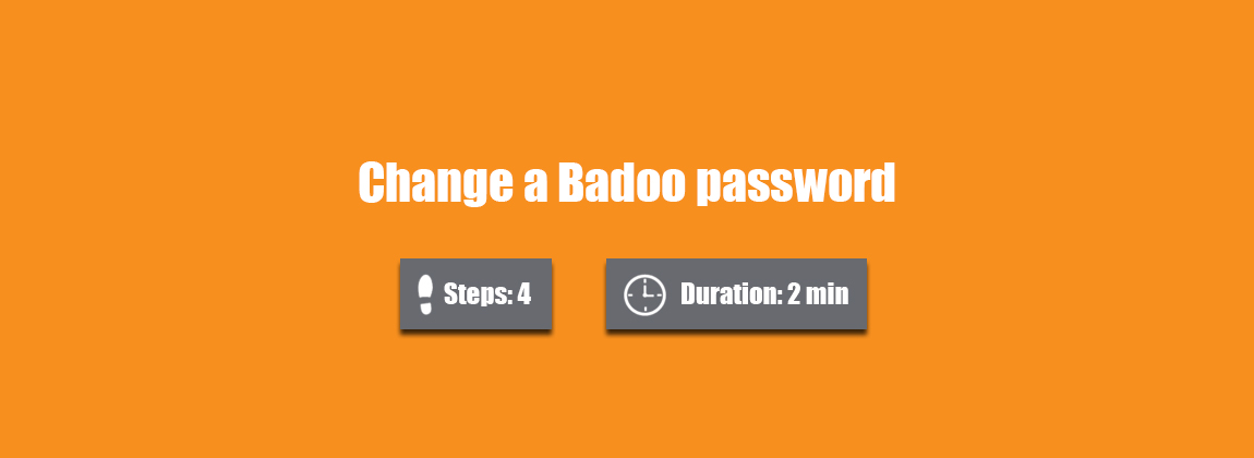 how to change password on