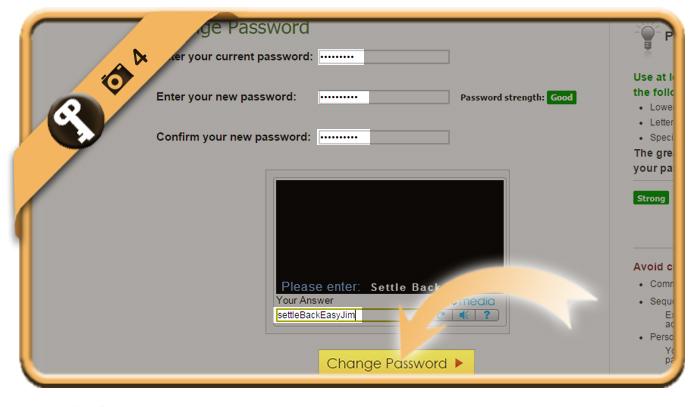 change imvu password 4