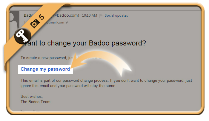 forgot badoo password 5