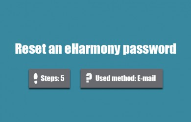 forgot eharmony password 0