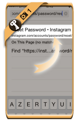 forgot instagram password 1