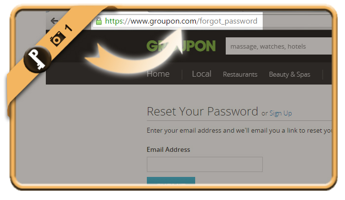 forgot groupon password 1