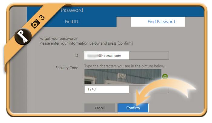 forgot samsung password 3
